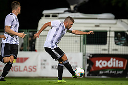 Amadej Maroša of Mura during Football match between NS Mura (SLO) and Maccabi Haifa (IZR) in First qualifying round of UEFA Europa League 2019/20, on July 18, 2019, in Stadium Fazanerija, Murska Sobota, Slovenia. Photo by Blaž Weindorfer / Sportida