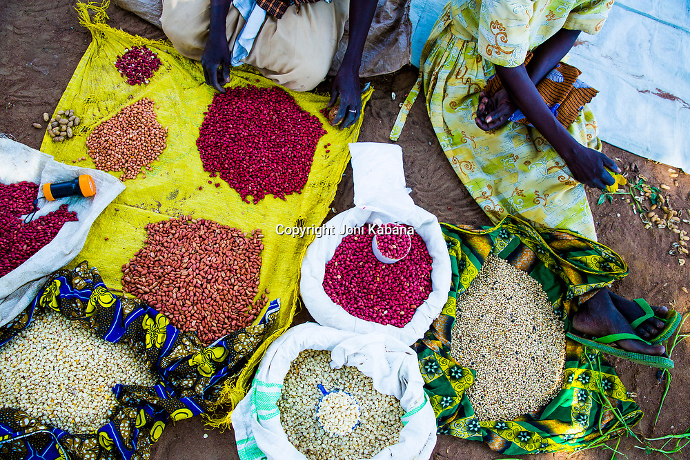 Market near Soroti, Uganda