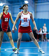 SWP Ladies netball.<br /> <br /> Photographer: Dan Minto<br /> <br /> Police Cup - Sunday January 13th 2019 - House of Sport, Cardiff.<br /> <br /> World copyright 2019 Dan Minto Photography. All rights reserved. <br /> Tel: +44 (0)7414 874985 - mail@danmintophotography.com <br /> www.danmintophotography.com