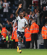 West Bromwich Albion v Burnley 280914