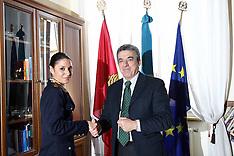 20120112 PRESENTAZIONE MARTUCCI GIULIA COL QUESTORE MAURIELLO
