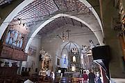 Chiesa di Santa Maria Maggiore, Altstadt, Sirmione, Gardasee, Lombardei, Italien   Chiesa di Santa Maria Maggiore, Old Town, Sirmione, Lake Garda, Lombardy, Italy