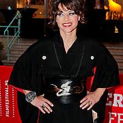 NLD/Utrecht/20110930 - NFF 2011 - Inloop Gouden Kalveren 2011, Ellen ten Damme