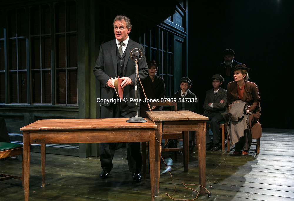 An Enemy of the People by Henrik Ibsen;<br /> Directed by Howard Davies;<br /> Hugh Bonneville as Dr Tomas Stockmann;<br /> Alfie Scott as Ejlif;<br />