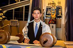 Jonathan's Bar Mitzvah 11/8/2014