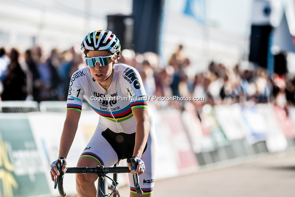 Sanne CANT (BEL) during the Women Elite race at the 2018 Telenet Superprestige Cyclo-cross #1 Gieten, UCI Class 1, Gieten, Drenthe, The Netherlands, 14 October 2018. Photo by Pim Nijland / PelotonPhotos.com | All photos usage must carry mandatory copyright credit (Peloton Photos | Pim Nijland)
