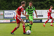 Birmingham City's Diego Fabbrini during the Pre-Season Friendly match between Forest Green Rovers and Birmingham City at the New Lawn, Forest Green, United Kingdom on 16 July 2016. Photo by Shane Healey.