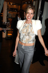 BROOKE DE OCAMPO at a jewellery party hosted by Osanna Visconti and Pia Marocco at Allegra Hick's shop, 28 Cadogan Place, London on 25th November 2004.<br /><br />NON EXCLUSIVE - WORLD RIGHTS