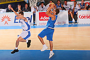 DESCRIZIONE : Bormio Raduno Collegiale Nazionale Maschile Amichevole Italia Israele <br /> GIOCATORE : Stefano Mancinelli <br /> SQUADRA : Nazionale Italia Uomini Italy <br /> EVENTO : Raduno Collegiale Nazionale Maschile <br /> GARA : Italia Israele Italy Israel <br /> DATA : 27/07/2008 <br /> CATEGORIA : Tiro <br /> SPORT : Pallacanestro <br /> AUTORE : Agenzia Ciamillo-Castoria/S.Silvestri <br /> Galleria : Fip Nazionali 2008 <br /> Fotonotizia : Bormio Raduno Collegiale Nazionale Maschile Amichevole Italia Israele  <br /> Predefinita :