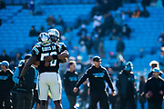 December 10, 2017: Minnesota vs Carolina. Thomas Davis. Cam Newton