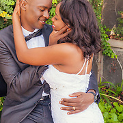 Bernadette & Mwafa Couples Photo Session