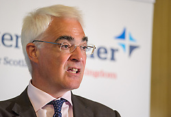 Better Together London.<br /> Alistair Darling, MP, Edinburgh South West and Chairman of the Board, Better Together.<br /> The launch event of Better Together London,  the cross party campaign for a strong Scotland in the United Kingdom.<br /> London, United Kingdom<br /> Wednesday, 5th June 2013<br /> Picture by Anthony Upton / i-Images