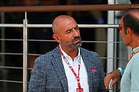 Ivan Capelli <br /> Monza 30-08-2018 GP Italia <br /> Formula 1 Championship 2018 <br /> Foto Federico Basile / Insidefoto