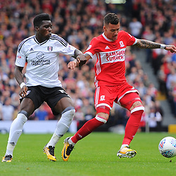 Fulham v Middlesbrough | Championship | 23 September 2017