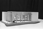 1965 - Model of Monsell Mitchell and Co. Ltd. showroom