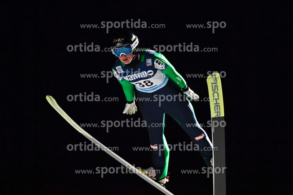 02.12.2016, Lillehammer, NOR, FIS Weltcup Ski Sprung, Lillehammer, Damen, im Bild Jacqueline Seifriedsberger (AUT) // Jacqueline Seifriedsberger of Austria during Womens Skijumping Competition of FIS Skijumping World Cup. Lillehammer, Norway on 2016/12/02. EXPA Pictures &copy; 2016, PhotoCredit: EXPA/ Nisse<br /> <br /> *****ATTENTION - OUT of SWE*****