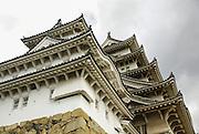 Himeji Castle (AKA White Egret Castle and White Heron Castle) Himeji, Japan