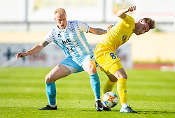 during football match between NK Domzale and ND Gorica in 32nd Round of Prva liga Telekom Slovenije 2018/19, on May 10, 2019, in Sports park Domzale, Slovenia. Photo by Vid Ponikvar / Sportida