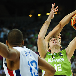 20140906: ESP, Basketball - 2014 FIBA World Championship, Slovenia vs Dominican Republic