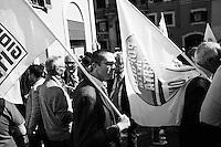 ROMA, ITALIA - 19 APRILE 2013: a Roma, Italy, il 19 aprile 2013.<br /> <br /> Le elezioni del presidente della Repubblica sono iniziate il 18 aprile 2013. Nelle prime 3 votazioni sono necessari 672 voti per eleggere il Presidente della Repubblica, ossia i due terzi dei 1007 componenti (630 deputati, 319 senatori e 58 rappresentanti delle regioni). Dalla quarta votazione in poi, sarà invece necessaria la maggioranza assoluta dell'assemblea, ossia 504 voti.