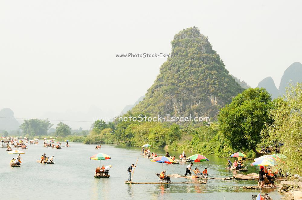 China, Guilin, Yangshuo Li River