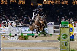 Bondarieva Anastasiya, UKR, Quickborn 8<br /> Jumping Mechelen 2019<br /> © FEI/Dirk Caremans<br />  30/12/2019
