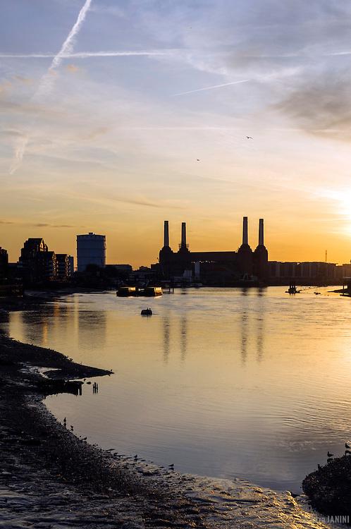 London's Battersea Power Station, London, England, UK, Europe