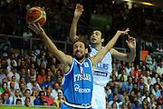 KOPER EUROBASKET 2013 8 SETTEMBRE 2013<br /> NAZIONALE ITALIANA MASCHILE<br /> ITALIA-GRECIA<br /> NELLA FOTO: GIUSEPPE POETA<br /> FOTO CIAMILLO