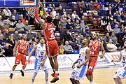 DESCRIZIONE : Milano Lega A 2014-15  EA7 Emporio Armani Milano vs Vagoli Basket Cremona<br /> GIOCATORE : MarShon Brooks<br /> CATEGORIA : Schiacciata<br /> SQUADRA : EA7 Emporio Armani Milano<br /> EVENTO : Campionato Lega A 2014-2015<br /> GARA : EA7 Emporio Armani Milano vs Vagoli Basket Cremona<br /> DATA : 25/01/2015<br /> SPORT : Pallacanestro <br /> AUTORE : Agenzia Ciamillo-Castoria/I.Mancini<br /> Galleria : Lega Basket A 2014-2015  <br /> Fotonotizia : Cantù Lega A 2014-2015 Pallacanestro : EA7 Emporio Armani Milano vs Vagoli Basket Cremona<br /> Predefinita :