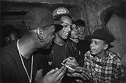 Rollin' & Spinnin', The Crypt, Bristol, 1985