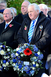 Memorial service at the Memorial Stadium - Mandatory by-line: Dougie Allward/JMP - 11/11/2016 - FOOTBALL - Memorial Stadium - Bristol, England - Bristol Rovers Memorial Service