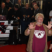 Bill Oddie attend Johnny English Strikes Again at CURZON MAYFAIR, London, Uk. 3 October 2018.