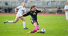 PLU Women's Soccer vs. Puget Sound 2016