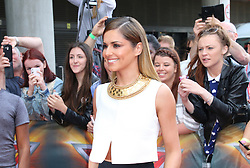 © Licensed to London News Pictures. 24/06/2014. London, UK Cheryl Cole, X Factor London Photocall, Emirates Stadium, London UK, 24 June 2014. Photo credit : Richard Goldschmidt/LNP