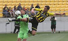 Wellington-Football, A-League, Phoenix v Sydney FC