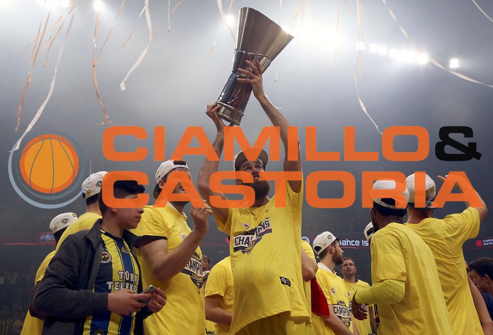 Luigi Datome<br /> Fenerbahce Istanbul - Olympiakos Piraeus<br /> Euroleague Final Four 2017<br /> Finale 1 - 2 Posto<br /> Euroleague 2016/2017<br /> Istanbul, 21/05/2017<br /> Foto M.Ceretti / Ciamillo - Castoria