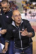 DESCRIZIONE : Roma LNP A2 2015-16 Acea Virtus Roma Assigeco Casalpusterlengo<br /> GIOCATORE : Attilio Caja<br /> CATEGORIA : allenatore coach time out<br /> SQUADRA : Acea Virtus Roma<br /> EVENTO : Campionato LNP A2 2015-2016<br /> GARA : Acea Virtus Roma Assigeco Casalpusterlengo<br /> DATA : 01/11/2015<br /> SPORT : Pallacanestro <br /> AUTORE : Agenzia Ciamillo-Castoria/G.Masi<br /> Galleria : LNP A2 2015-2016<br /> Fotonotizia : Roma LNP A2 2015-16 Acea Virtus Roma Assigeco Casalpusterlengo