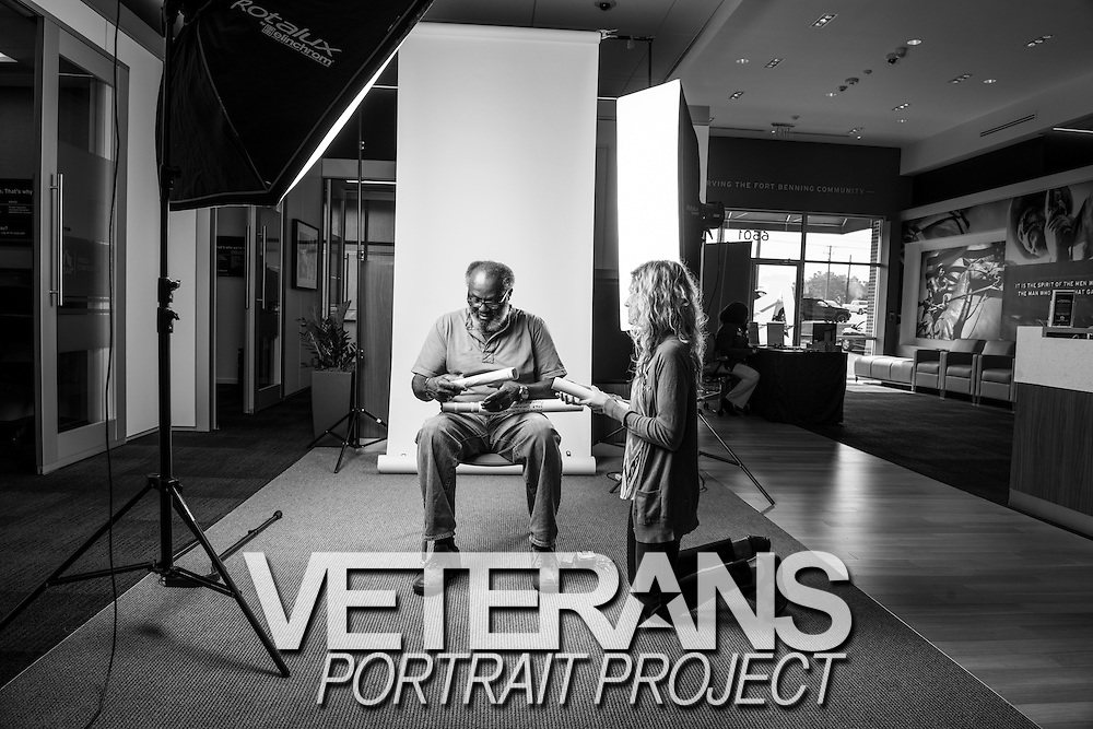 Henry L. Ganter<br /> Army<br /> E-7<br /> Infantry<br /> Mar. 1968 - Apr. 1988<br /> Vietnam<br /> <br /> Veterans Portrait Project<br /> Columbus, GA
