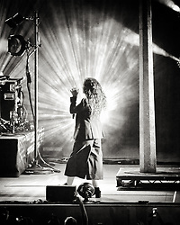 Lorde performs at The Greek Theater - Berkeley, CA - 10/2/14
