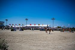 Jobs Eve, USA, Venue D Fees Des Hazalles<br /> Knokke Hippique 2018<br /> © Hippo Foto - Sharon Vandeput<br /> 1/07/18