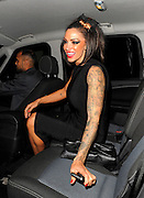12.OCTOBER.2011. LONDON<br /> <br /> JODIE MARSH LEAVES THE IVY RESTAURANT IN COVENT GARDEN.<br /> <br /> BYLINE: EDBIMAGEARCHIVE.COM<br /> <br /> *THIS IMAGE IS STRICTLY FOR UK NEWSPAPERS AND MAGAZINES ONLY*<br /> *FOR WORLD WIDE SALES AND WEB USE PLEASE CONTACT EDBIMAGEARCHIVE - 0208 954 5968*