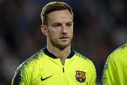 November 28, 2018 - Eindhoven, Netherlands - Ivan Rakitic of Barcelona during the UEFA Champions League Group B match between PSV Eindhoven and FC Barcelona at Philips Stadium in Eindhoven, Netherlands on November 28, 2018  (Credit Image: © Andrew Surma/NurPhoto via ZUMA Press)