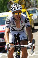 Sykkel<br /> Tour de France<br /> Foto: DPPI/Digitalsport<br /> NORWAY ONLY<br /> <br /> CYCLING - TOUR DE FRANCE 2009 - SAINT GIRONS (FRA) - 11/07/2009 <br /> <br /> STAGE 8 - ANDORRA LA VELLA > SAINT GIRONS - THOR HUSHOVD (NOR) / CERVELO TEST TEAM