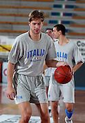 PORTO SAN GIORGIO<br /> GIUGNO 2003<br /> ALLENAMENTI NAZIONALE ITALIANA<br /> NELLA FOTO: ALESSANDRO DE POL<br /> FOTO CIAMILLO