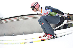 02.01.2011, Bergisel, Innsbruck, AUT, Vierschanzentournee, Innsbruck, Training, im Bild // Fettner Manuel (AUT) // during the 59th Four Hills Tournament Training in Innsbruck, EXPA Pictures © 2011, PhotoCredit: EXPA/ J. Feichter