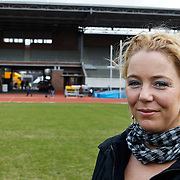 NLD/Amsterdam/20100322 -  Perspresentatie AVRO programma Eeuwige Roem, Margje Teeuwen