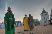 One picture in a report did when I attended a traditional Sufi Dance in the outskirts of the Sudanese capital Khartoum.