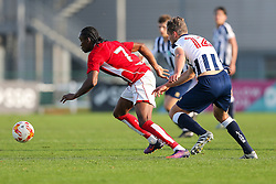 Shawn McCoulsky of Bristol City U23 in action - Rogan Thomson/JMP - 31/10/2016 - FOOTBALL - SGS Wise Campus - Bristol, England - Bristol City U23 v Millwall U23 - U23 Professional Development League 2 (South Division).