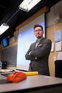 Guest Lecturer Cody Klein Landscape Architec