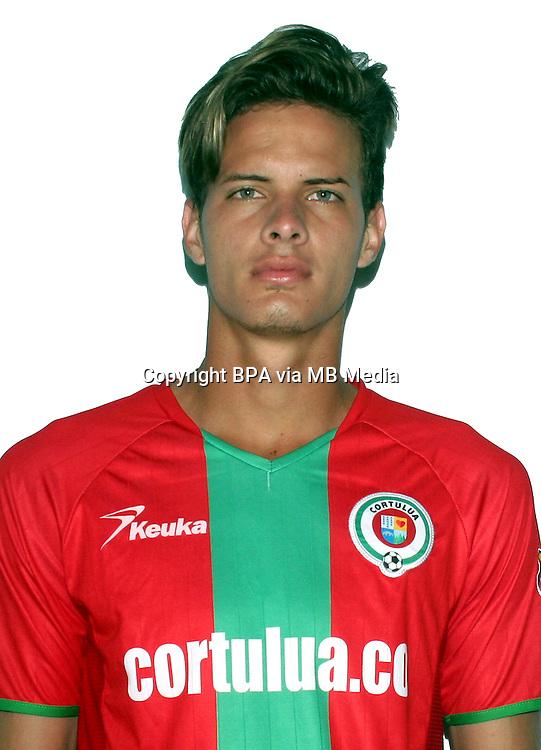 Colombia League - Liga Aguila 2015-2016 - <br /> Corporacion Club Deportivo Tulua _ Cortulua - - Colombia / <br /> Daniel Rodriguez